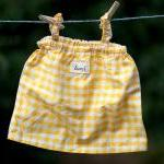Lumi Girls Gingham Tunic - Dress