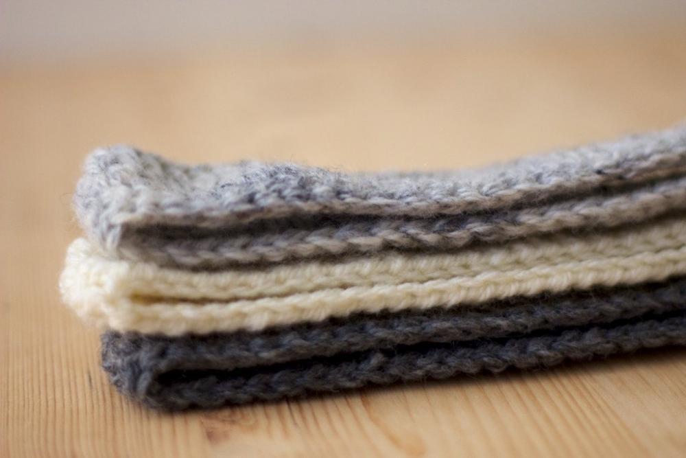 Girls Crochet Headband - for babies or girls